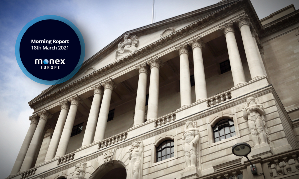 Bank of England and Norges Bank set to resist dovish path laid out by Fed and ECB