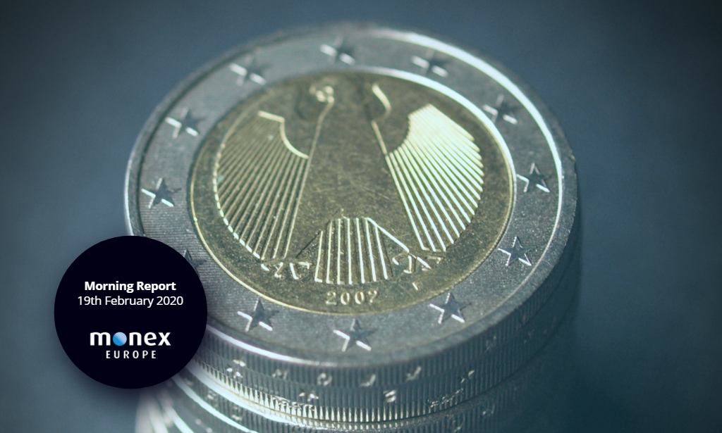 Euro remains under relentless pressure as data disappoints
