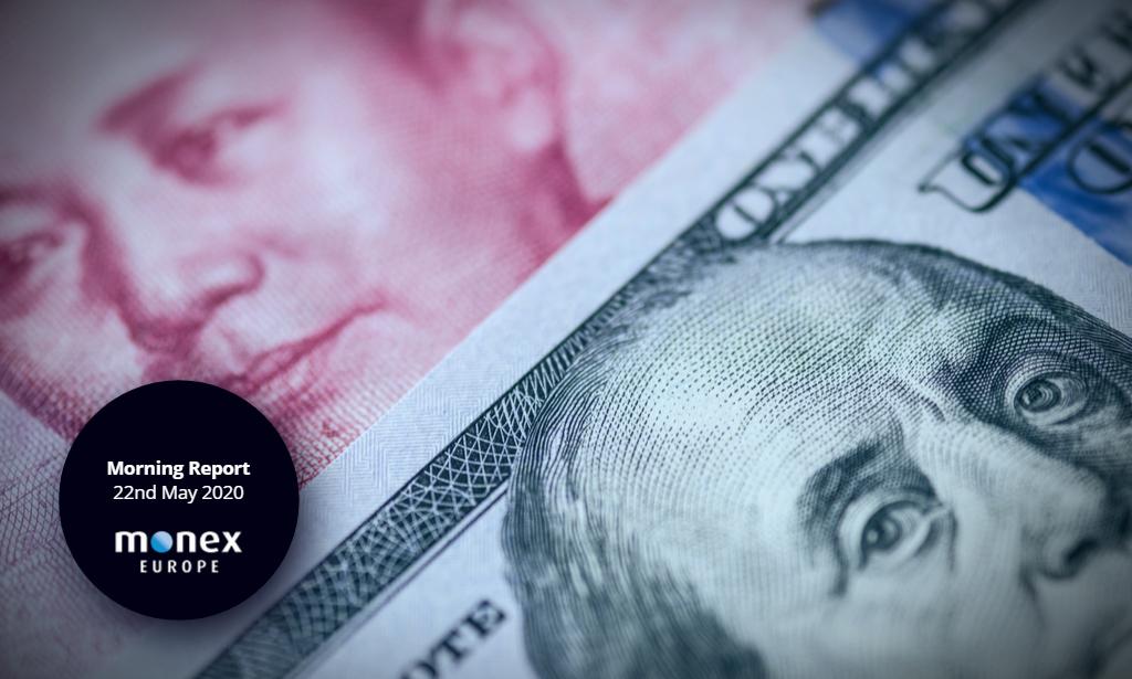 Renewed US-China tensions triggered by Senate bill