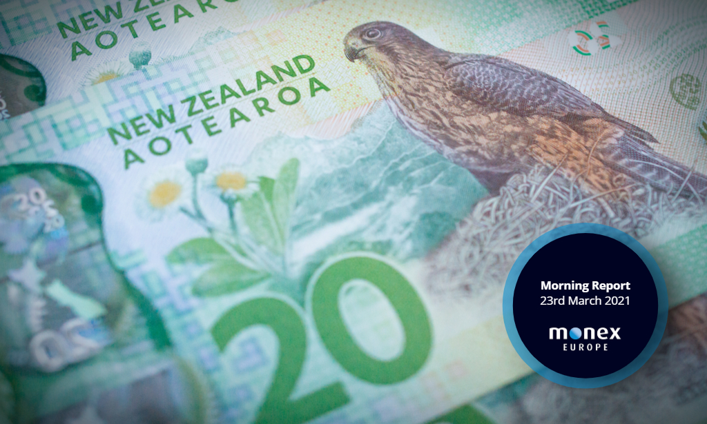 Kiwi dollar weighed down by government's attempts to cool the housing market