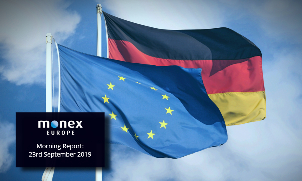 Euro kicked in the teeth as German economy contracts