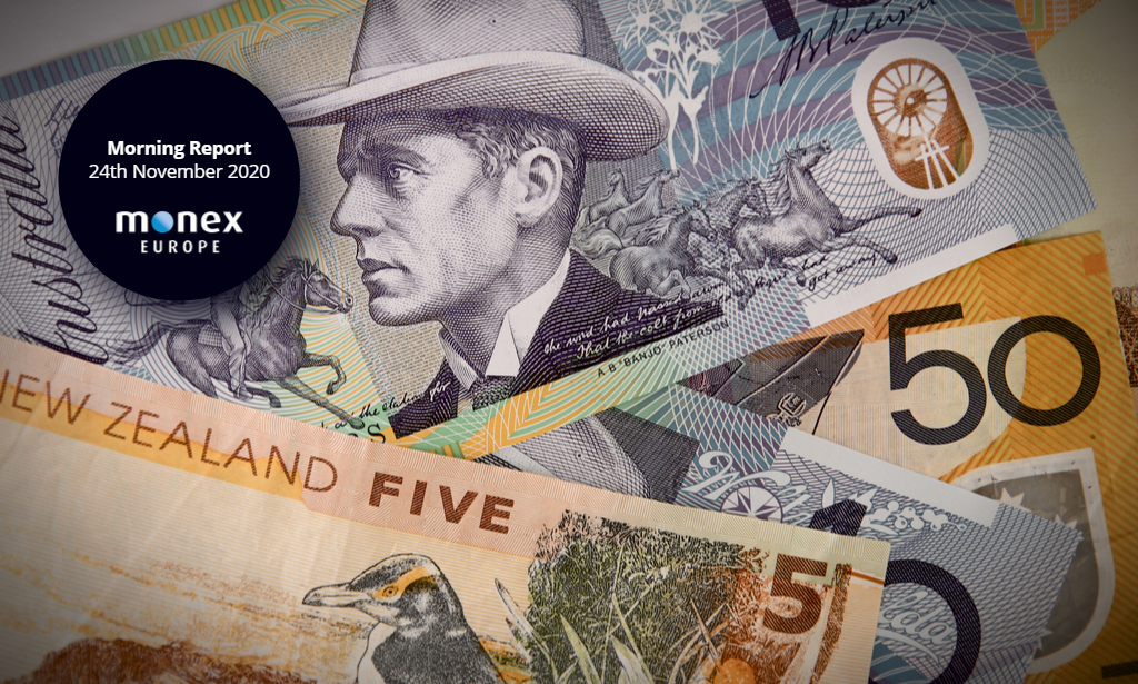 Dollar dumped again despite positive PMIs with AUD and NZD leading the way