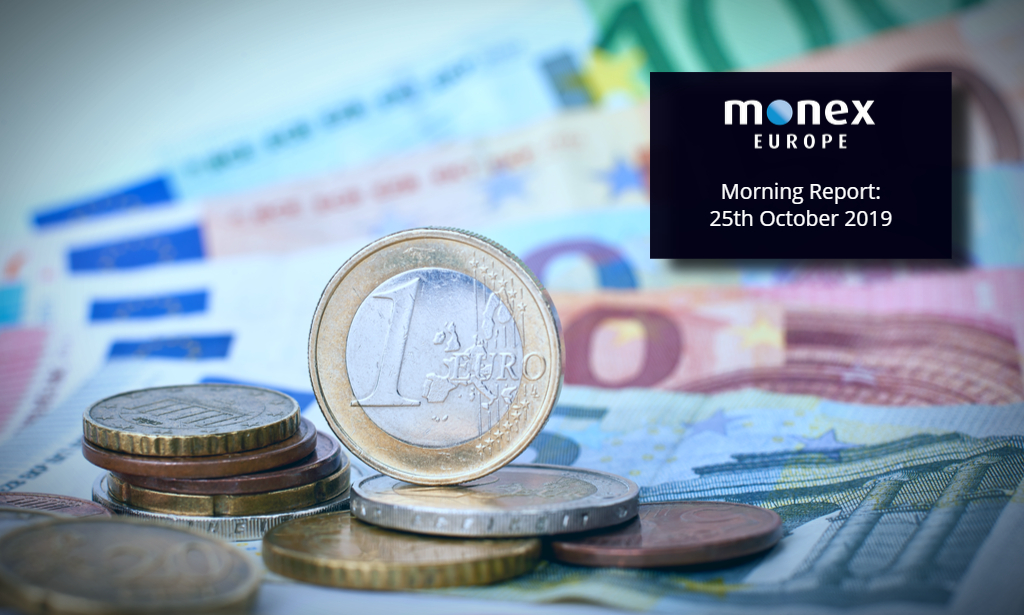 Euro weakens after Draghi issues a stark warning