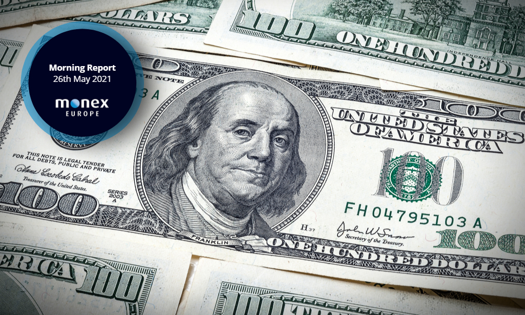 Dollar stabilises after DXY hit January lows