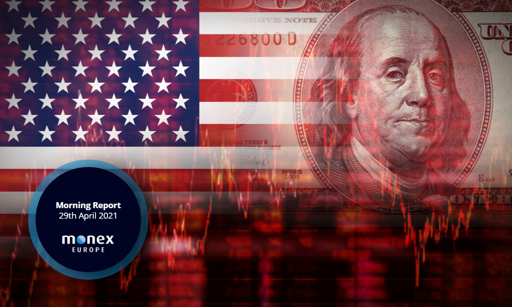Dollar takes a tumble as Chair Powell pushes it lower