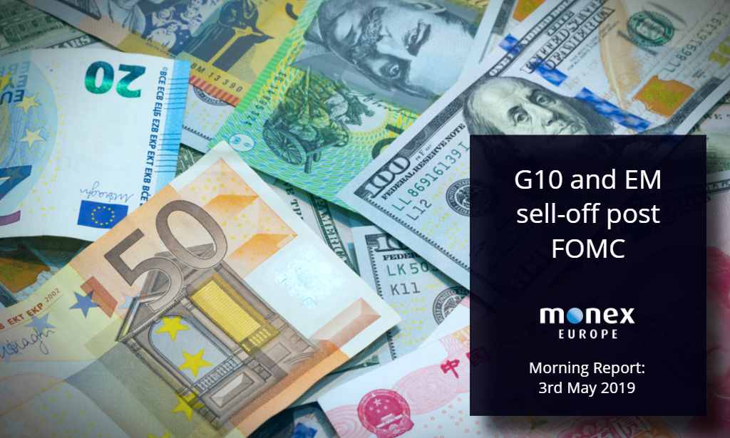 G10 and EM sell-off post FOMC
