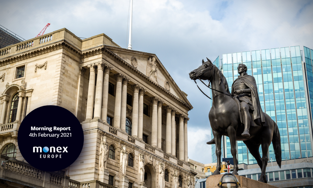 Bank of England meeting pivotal for sterling and expectations of negative rates