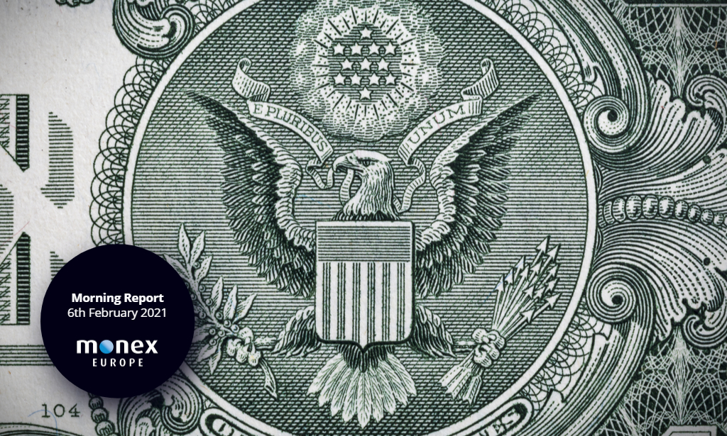 Dollar bounces back as reflation trade back in the picture
