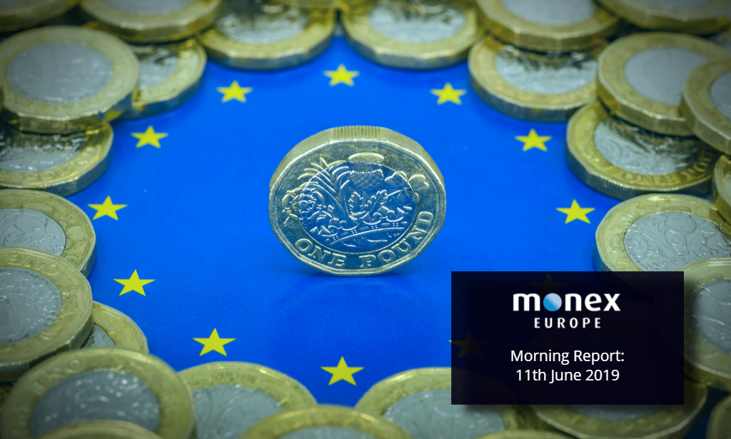 Sterling battles with Brexit and deteriorating data