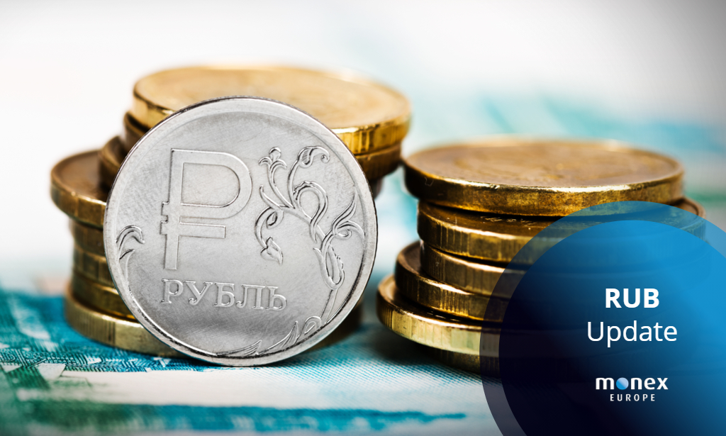 Ruble to recover as CBR hikes rates, but sanctions risk remains