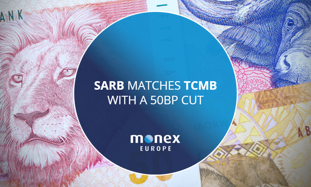 SARB matches TCMB with a 50bp cut