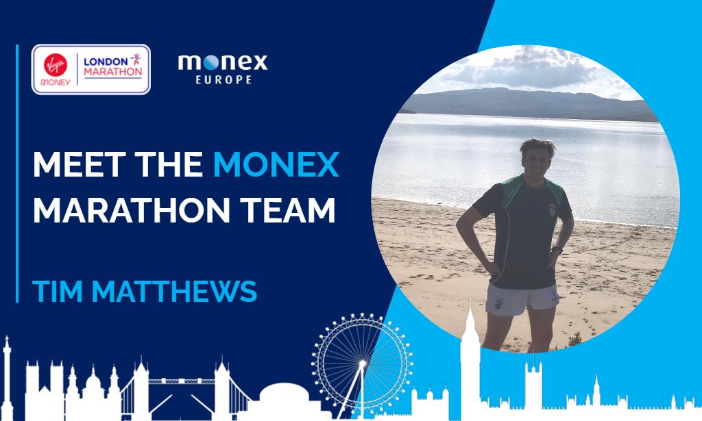 Meet the Monex marathon team | Tim Matthews