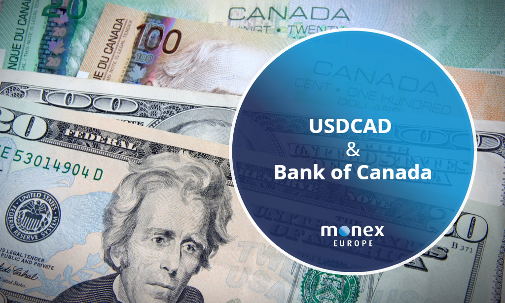 USDCAD and Bank of Canada